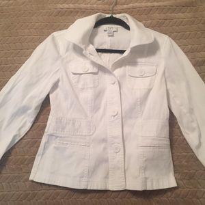 Ann Taylor Loft adorable blazer